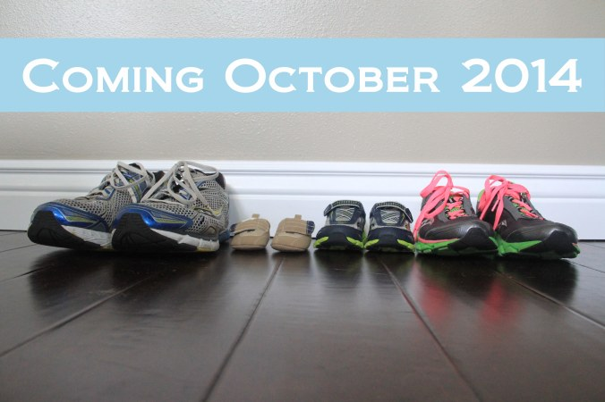 announcement shoes